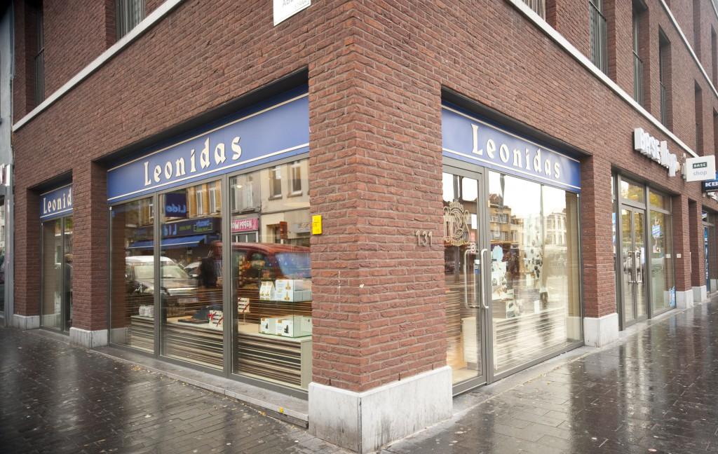 Onze winkel op de hoek van de bruisende Abdijstraat op het Kiel!