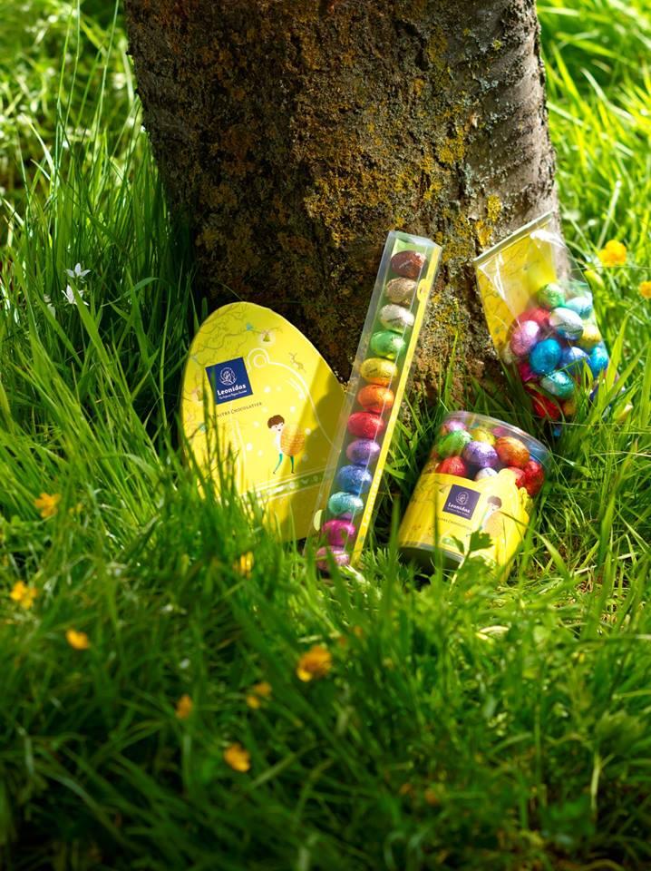 Wij kijken uit naar Pasen!